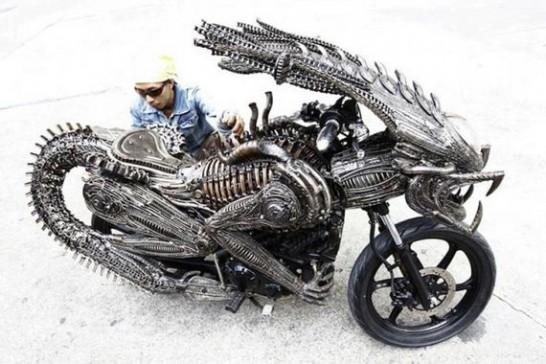 alienmotor